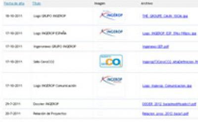 Imagen9 INGEROP España: Programación backend y XML