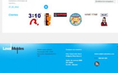 Imagen3 Loval Moldes - Diseño, maquetación y programación web