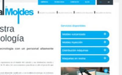 Imagen5 Loval Moldes - Diseño, maquetación y programación web