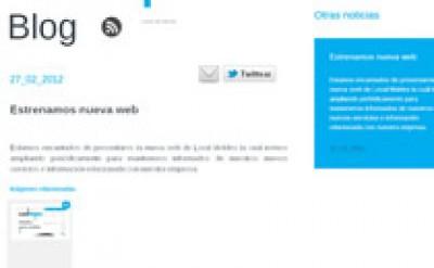 Imagen7 Loval Moldes - Diseño, maquetación y programación web