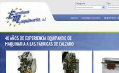 Imagen1 Escolano Maquinaria: Catálogo web de maquinaria de calzado