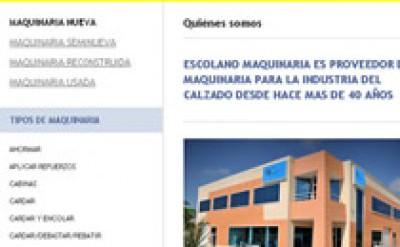 Imagen3 Escolano Maquinaria: Catálogo web de maquinaria de calzado