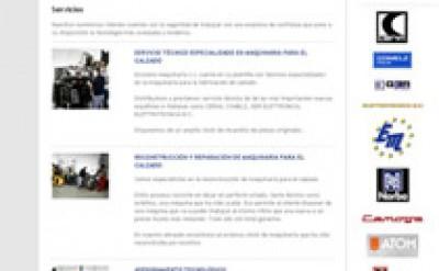 Imagen4 Escolano Maquinaria: Catálogo web de maquinaria de calzado