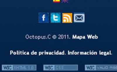 Imagen3 Octopusc Diseño Imagen corporativa y Diseño Web del barco