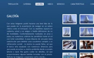 Imagen5 Octopusc Diseño Imagen corporativa y Diseño Web del barco