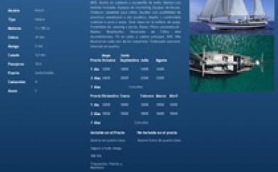 Imagen8 Octopusc Diseño Imagen corporativa y Diseño Web del barco