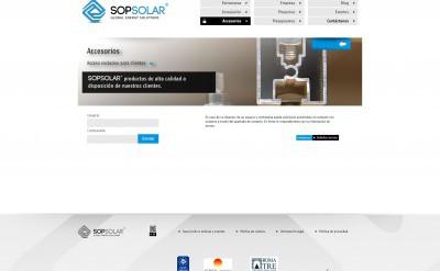 Imagen2 Rediseño web responsive SopSolar