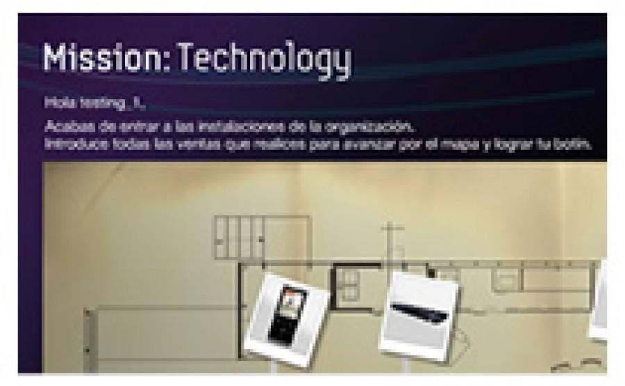 Imagen Principal SAMSUNG: Mission Technology