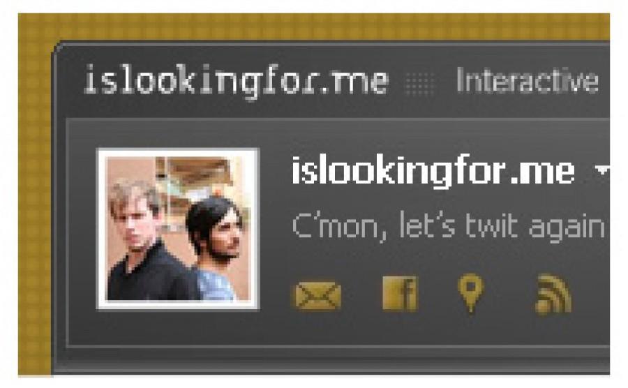Imagen Principal Web Islookingfor.me