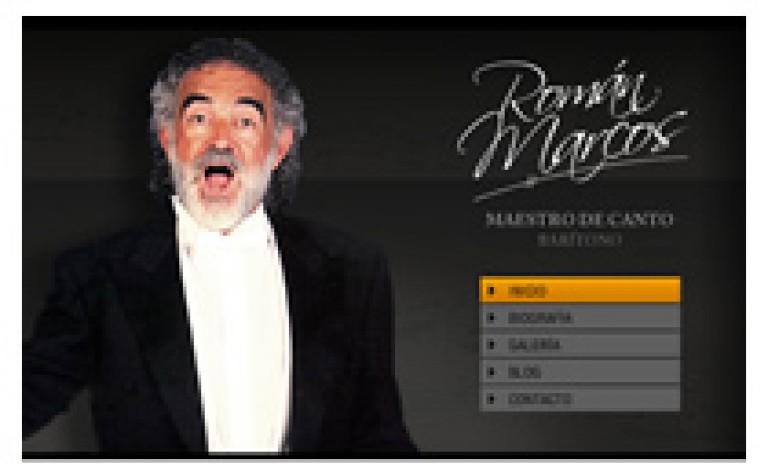 Web Román Marcos