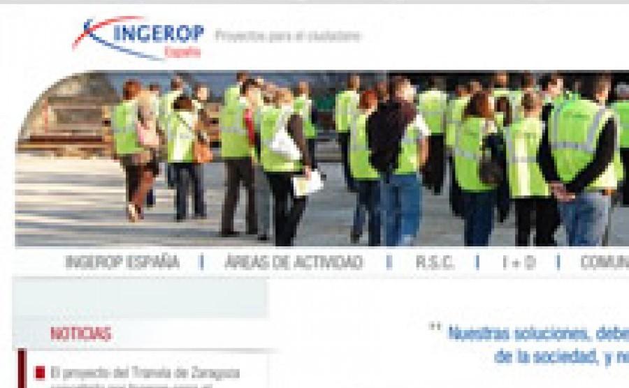 Imagen Principal INGEROP España: Programación backend y XML